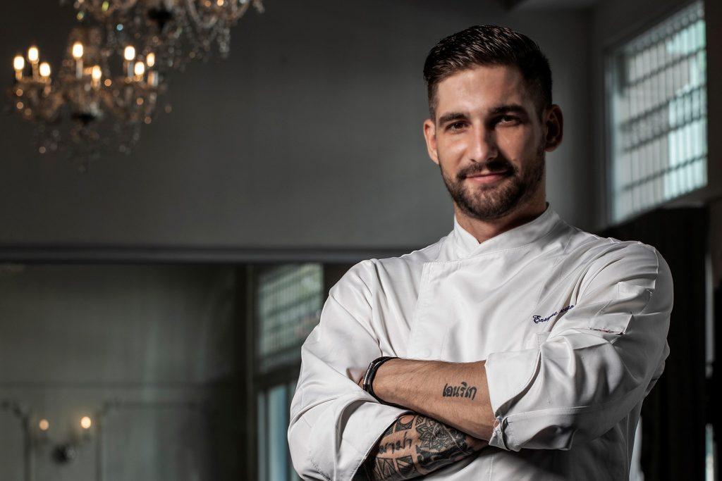Conoce al Chef Enrique Garcerán