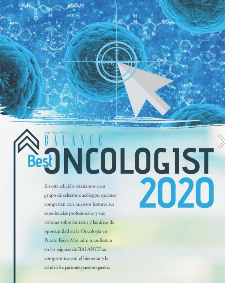 Best Oncologist 2020